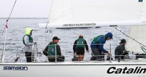 2018 Port of Los Angeles Harbor Cup - Day 2 - photo © Bronny Daniels/Joysailing