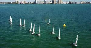 Sarasota One Design Midwinter Regatta 2018 - photo © Dasher