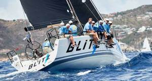 Les Voiles de Saint Barth Richard Mille day 3 - photo © Michael Gramm
