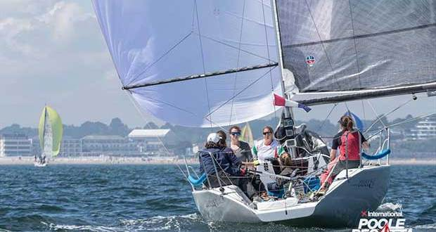 International Paint Poole Regatta 2018 day 2 - photo © Ian Roman / International Paint Poole Regatta