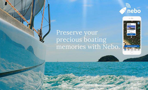 Preserve your precious boating memories with Nebo - photo © Nebo