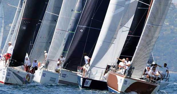 Class C racing is very close in Worlds events - photo of Class C in action in the Trieste ORC Worlds 2017 - photo © Andrea Carloni