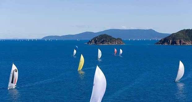 Hamilton Island Race Week © Rob Mundle