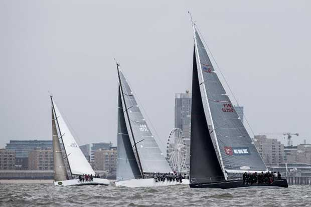 The North Sea Regatta in May was a preview of what's to come at the Worlds, with inshore race courses within view of the beach at Scheveningen - photo © Sander van der Borch