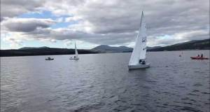 Blind Match Racing Worlds day 2 © Blind Sailing