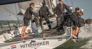 2018 Wight Shipyard One Ton Cup - Day 1 - photo © VR Sport Media
