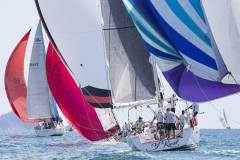 The Hanse bridgade - Y Knot chases Lunacy - SeaLink Magnetic Island Race Week - photo © Andrea Francolini / SMIRW