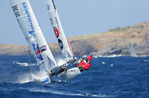 2018 Barth Cata Cup final day © Pascal Alemany