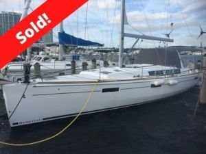 Beneteau yacht for sale by Yacht Brokers of Annapolis
