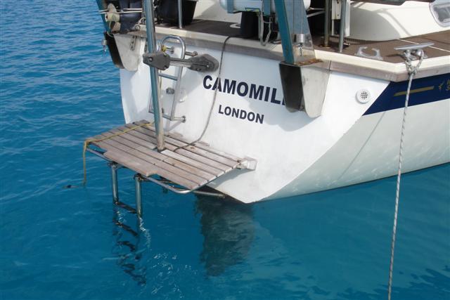 Boarding Platform Camomile