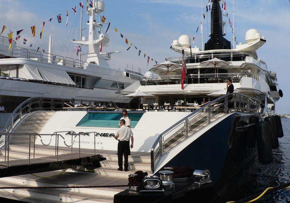 ALFA NERO Monaco