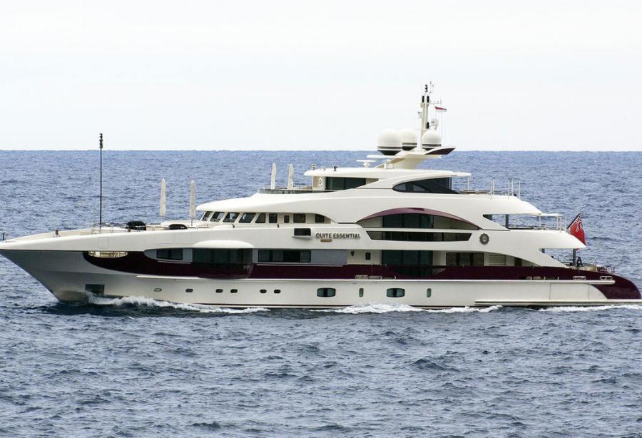 Motor Yacht Quite Essential Heesen Yacht Harbour