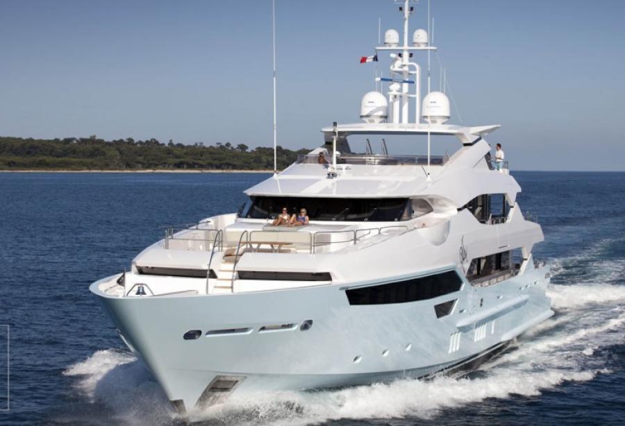 Motor Yacht Blush Sunseeker Yacht Harbour