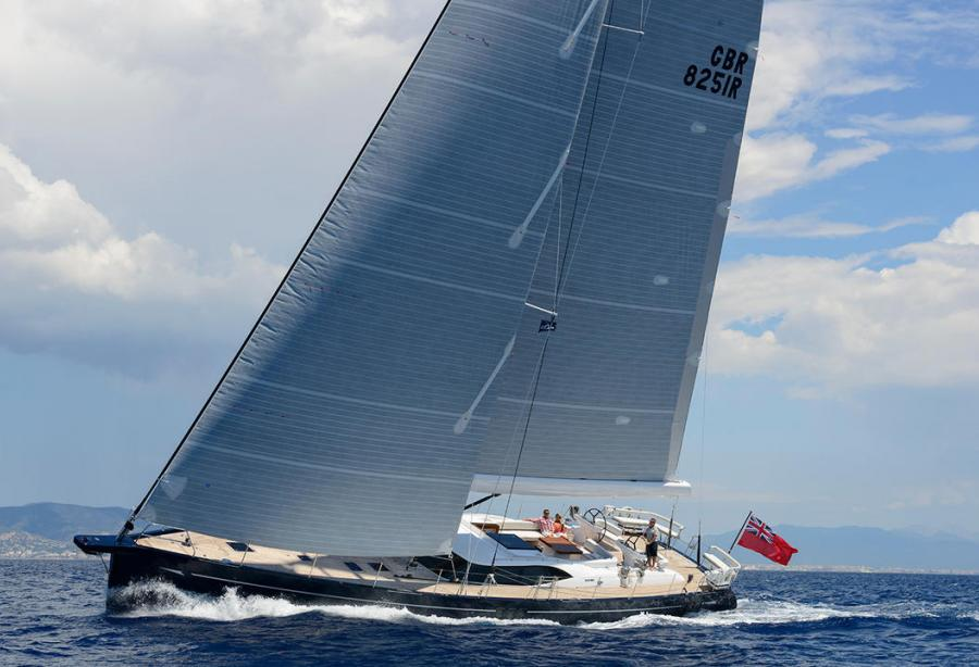 Sailing Yacht Reina Oyster Yachts Yacht Harbour