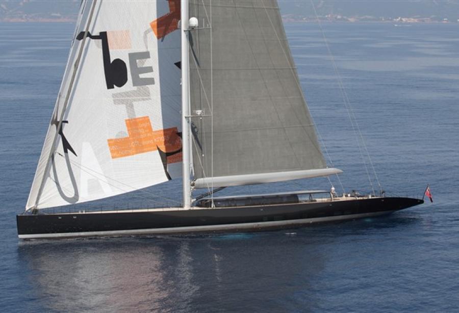 Sailing Yacht Anatta Vitters Yacht Harbour