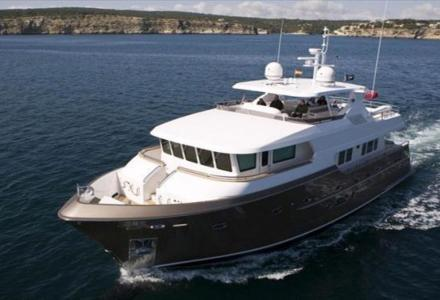 Motor Yacht Sea Force One Mariotti Yacht Harbour