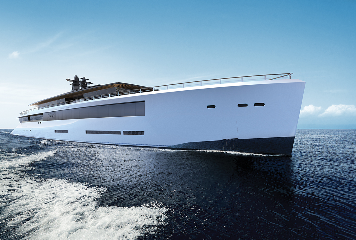 Feadship And Sinot Yacht Design Introduce 80m Zen Yacht