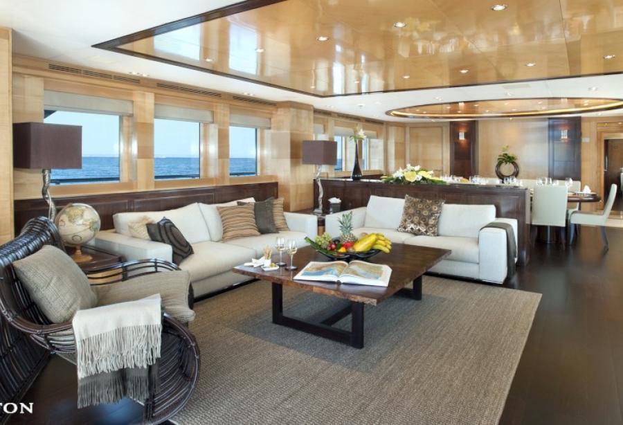 Motor Yacht Christina G Kingship Marine Yacht Harbour