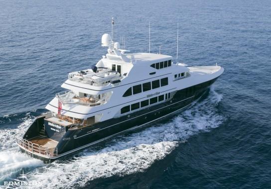 Motor Yacht White Star Trinity Yachts Yacht Harbour