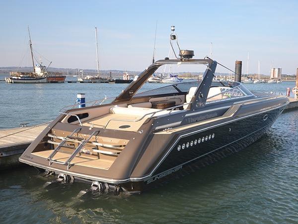 Motor Yacht Cobra Sunseeker Yacht Harbour