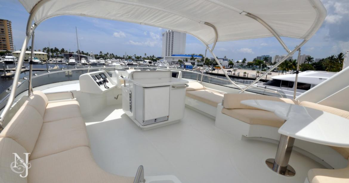 Motor Yacht Eagles Nest MCP Yachts Yacht Harbour