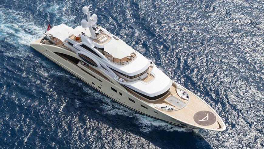 Motor Yacht Ace Lurssen Yacht Harbour