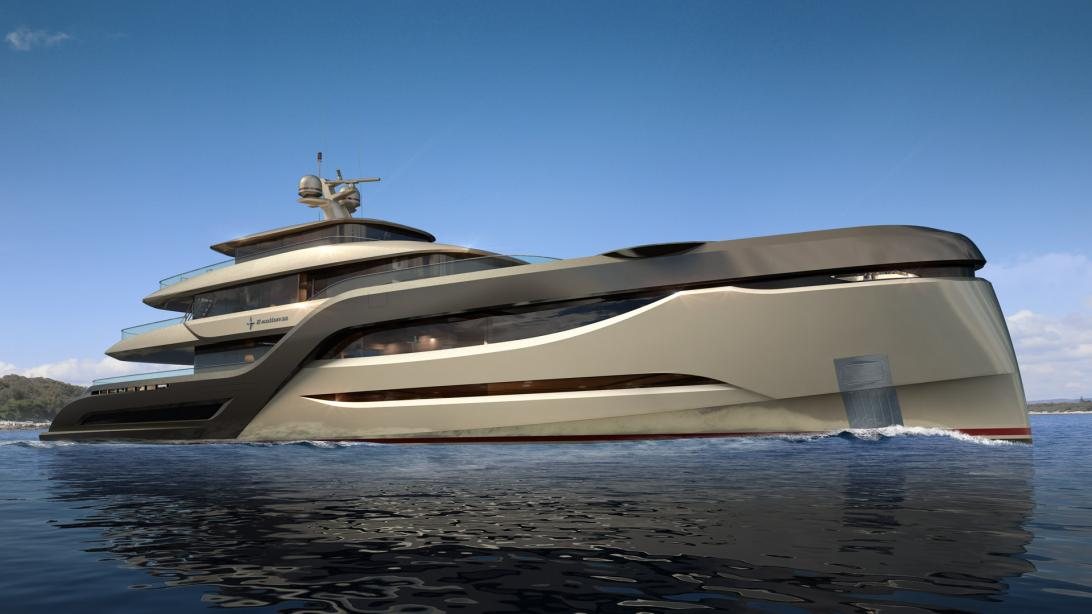 Motor Yacht Admiral E Motion 52 Hybrid Admiral Yacht
