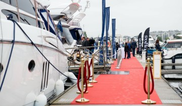 Saint-Petersburg International Boat Show