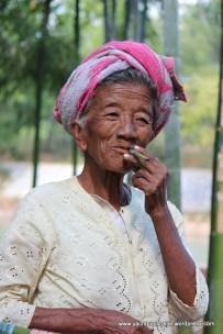 and smoking!
