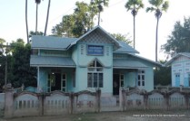 Village medical centre - still unused after 10 years because permit for medical presence not granted