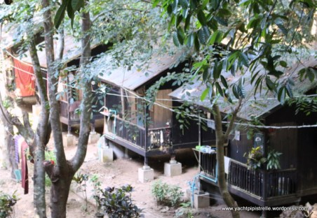 simple living quarters