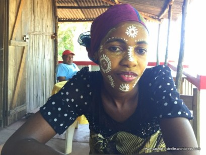 Traditional face painting