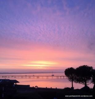 Sunrise in Hythe