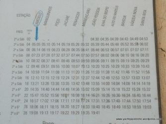 Reliable Timetable