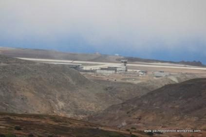 Airport under construction