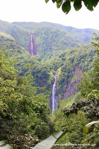 Carbet waterfalls