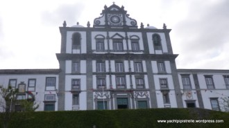 Typical Portuguese building