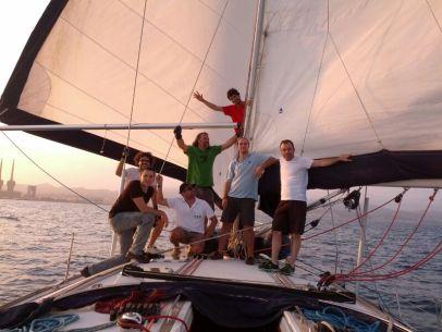 RYA Nautical School Yacht Point