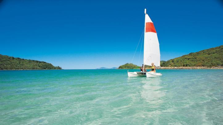 Navegar en vela por Australia