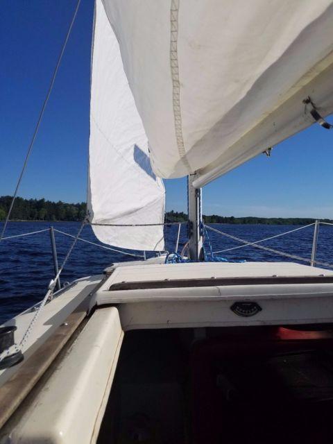 MacGregor Venture 22 Sailboat For Sale In Black River Falls Wisconsin United States