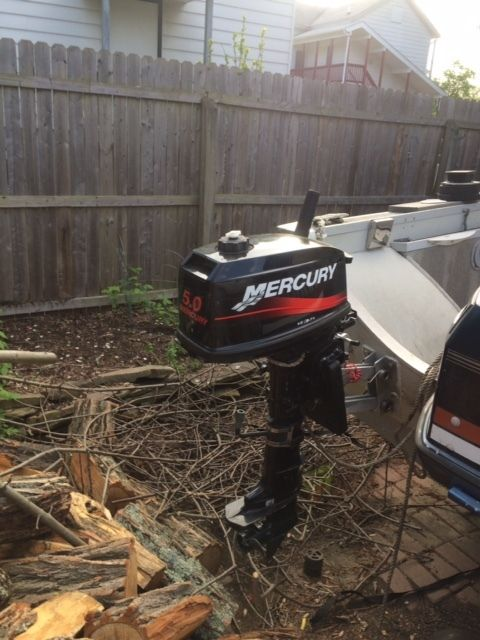 Starcraft Mariner 180 Center Console Outboard And Trailer With Kicker For Sale In Monroe