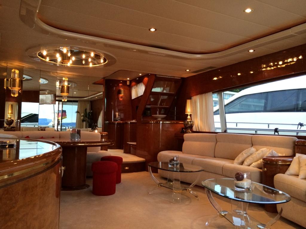 CSIMBI Elegance 76 Yacht Charter Croatia Luxury
