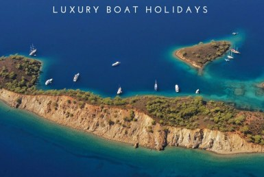 gocek luxury boat holidays