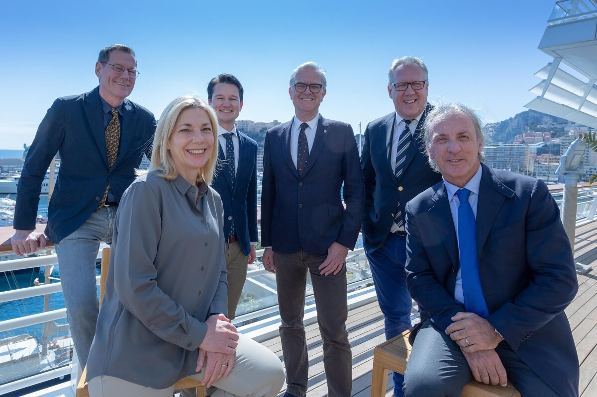 Water Revolution Foundation, Superyachts, Sustainability,