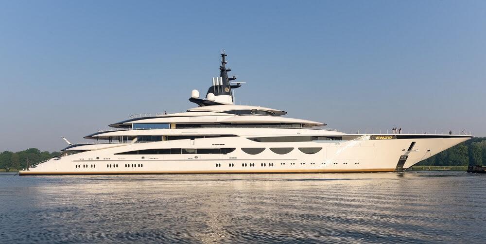 Lürssen, Yachts, Project, Enzo, Launch, Nuvolari Lenard
