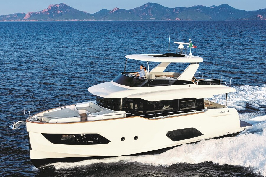 Absolute Yachts, Volvo Penta, Assisted Docking, technology, easy