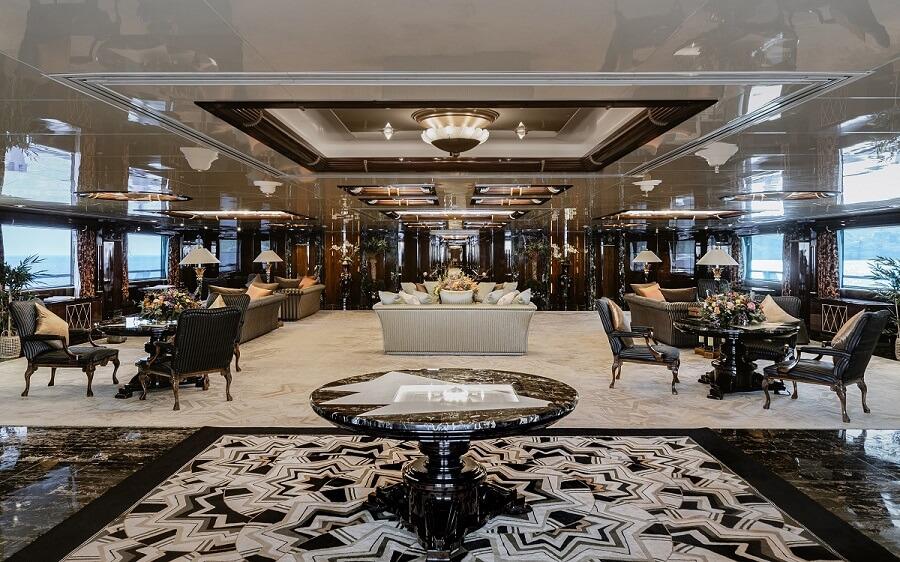 Camper & Nicholsons, Lady Moura, superyacht, Blohm+Voss, sold