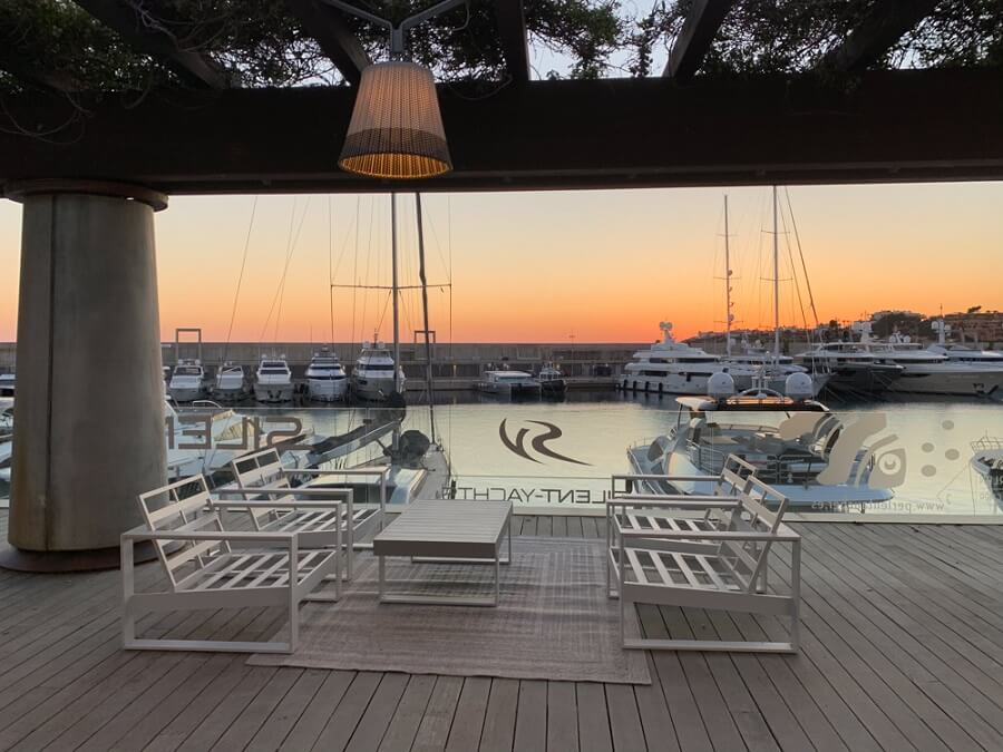 Silent, Yachts, Office, Port Adriano, Solar, Electric, Catamarans