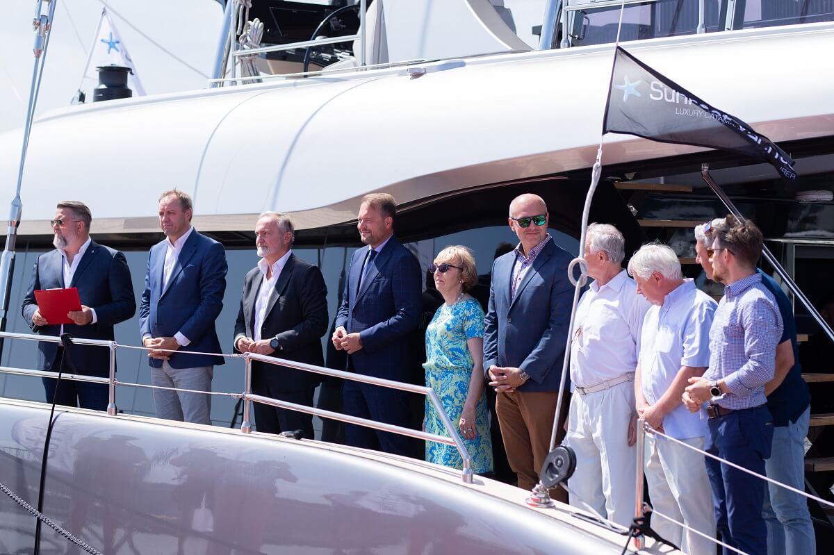 Polboat, Yachting, Festival, Sunreef, Galeon, Parker, Northman, Delphia, Gdynia, Gdansk, Marina Yacht Park