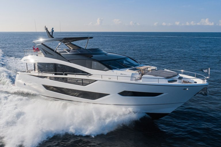 Sunseeker, Southampton, show, boat, yacht, Manhattan 55, Predator 55 Evo, 65 Sport Yacht, 88 Yacht, Predator 74 XPS